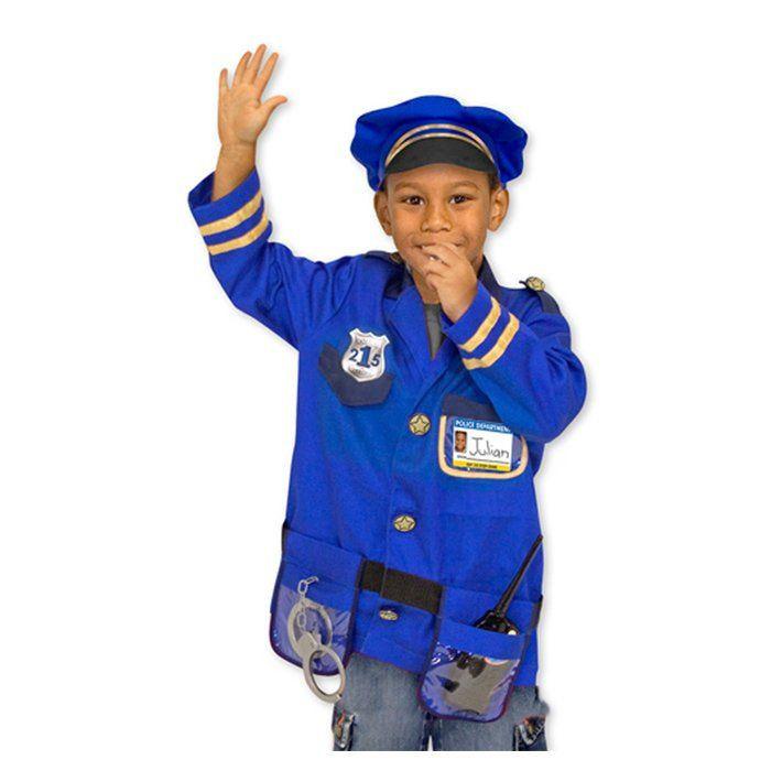 il più economico prezzi incredibili risparmia fino al 60% Costume da Poliziotto per Bambini