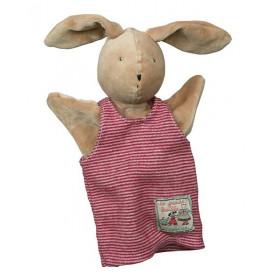 Marionetta Giocattolo Coniglio Sylvain