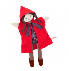 Marionetta Giocattolo Cappuccetto Rosso