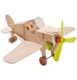 Kit Aeroplano da Costruire in Legno