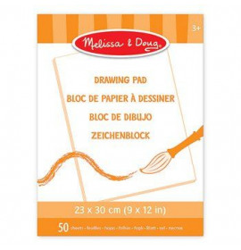 Album di Carta per Disegnare Melissa & Doug 14108