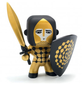 Arty Toys Cavaliere Golden Knight