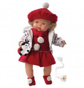 Bambola Lola + Peluche Trudi