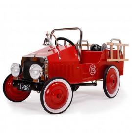Macchina a Pedali Camion dei Pompieri