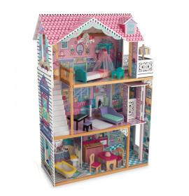 Casa delle Barbie in Legno