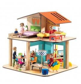 Casa delle Bambole Moderna Djeco