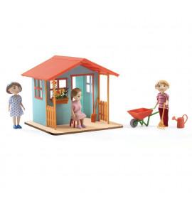 Casa in Giardino delle Bambole