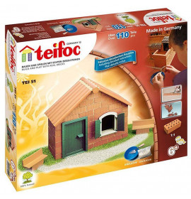 Casa in Mattoni Gioco Teifoc