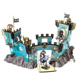 Castello Ze Rock Arty Toys Djeco
