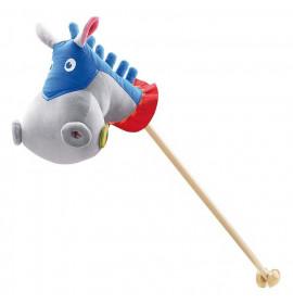 Cavallo con Bastone