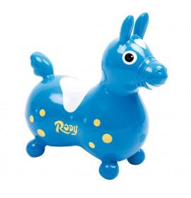 Cavallo gonfiabile Rody Blu