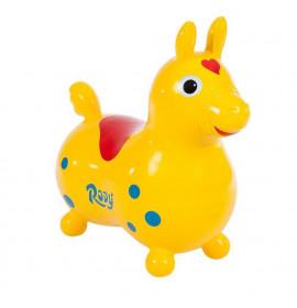 Cavallo Gonfiabile Rody Giallo