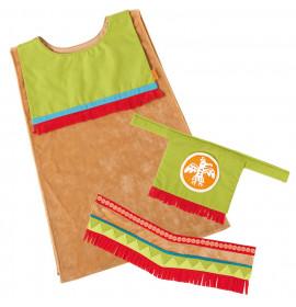 Vestito da Indiano