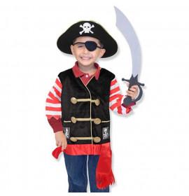 Vestito da Pirata per Bambini