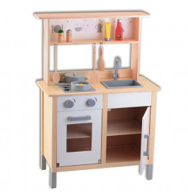 Cucina in Legno Bambini