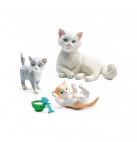 Casa delle Bambole Djeco Gioco Gatti