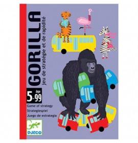 Djeco Carte da Gioco Gorilla