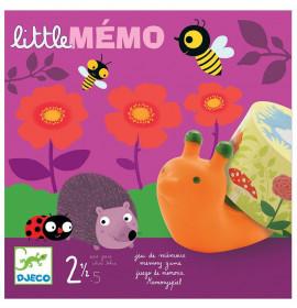 Djeco Memory Little Memo
