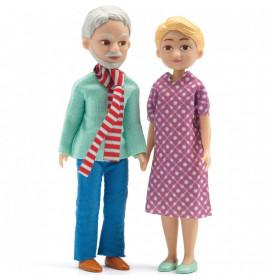 Casa delle Bambole Djeco Gioco Nonni