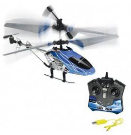 Elicottero Radiocomandato Sky Fun 2,4 GHz