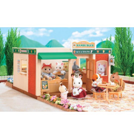 Sylvanian Families Fast Food