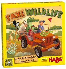 Gioco da Tavolo Taxi Wildlife