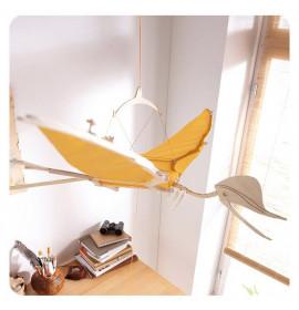 Dinosauro Volante da Costruire in Legno