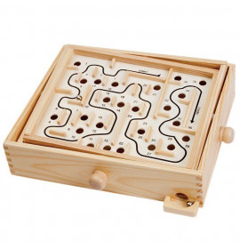 Labirinto in Legno