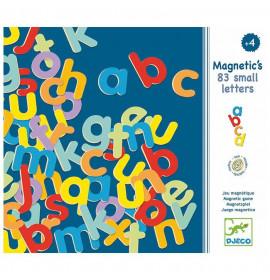 Lettere in Legno Magnetiche