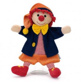 Marionetta giocattolo clown