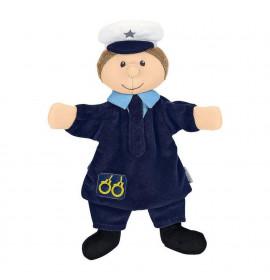 Marionetta giocattolo poliziotto