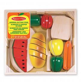 Frutta Giocattolo da Tagliare