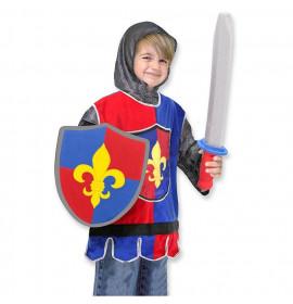 Vestito da Cavaliere per Bambini
