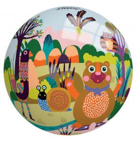 Pallone Animali della Foresta