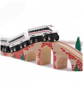 Ponte per Trenino in Legno