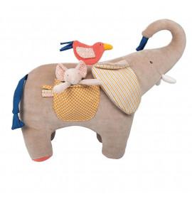 Pupazzo Multiattività per Neonati Elefante