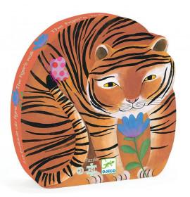 Puzzle per Bambini Tigre