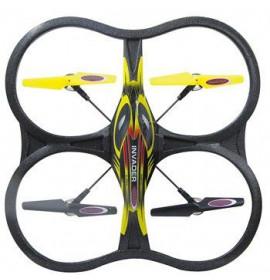 Quadricottero Drone Radiocomandato Invader