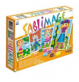 Sentosphere Sabbie Colorate Sablimage Ragazze