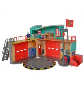 SAM il Pompiere Caserma dei Vigili del Fuoco
