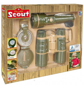 Scout Set da Esploratore