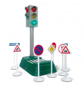 Semaforo e Segnali Stradali per Bambini