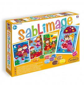 7c03028dcd57 Sabbie Colorate per bambini da 2 a 10 anni. Scopri la vasta selezione!