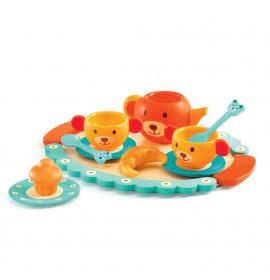 Servizio da Tè per Bambini Teddy