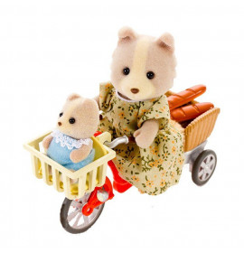 Sylvanian Families Bicicletta