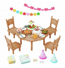 Sylvanian Families Set Party