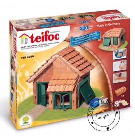 Casa in Mattoni Gioco per Bambini