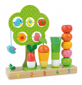 Abaco Verticale Frutta e Verdura