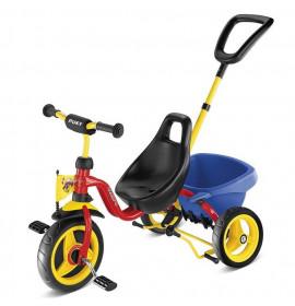 Triciclo Puky Rosso