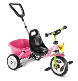 Triciclo Puky Rosa